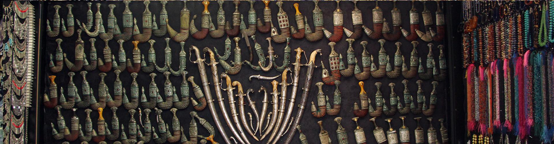Souvenir Shop in Dubai